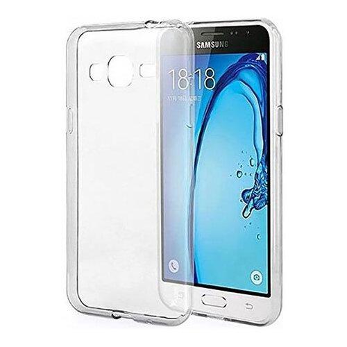 Чехол Gosso 49741 для Samsung Galaxy J3 (2016) прозрачный чехол накладка для samsung galaxy s9 plus со стразами gosso cases