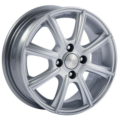 Фото - Колесный диск SKAD Монако 5.5x14/4x100 D56.6 ET49 Селена колесный диск skad скала 7 5x17 6x139 7 d67 1 et30 селена