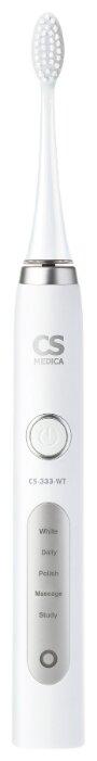 Зубная электрощетка CS Medica CS-333 BK