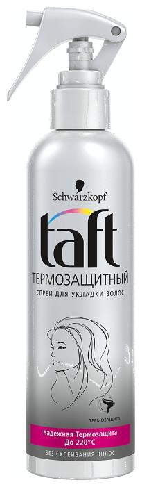 Taft Термозащитный спрей для укладки волос