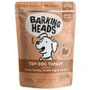 Корм для собак Barking Heads (0.3 кг) 1 шт. Top-Dog Turkey паучи