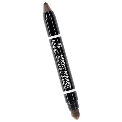 Fennel карандаш FL-2342, оттенок 03 (темно-коричневый) лазерный нивелир geo fennel fl 100 ha