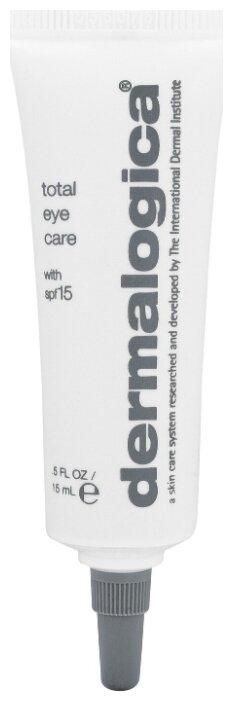 Dermalogica Крем для кожи вокруг глаз Total Eye Care SPF15 — купить по выгодной цене на Яндекс.Маркете