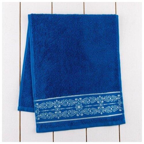 Этель полотенце С Новым годом (5134153) 30х70 см синий