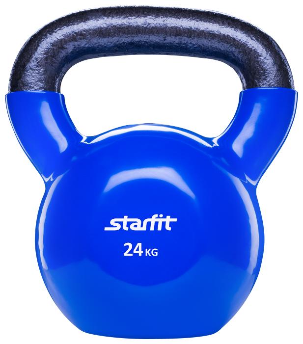 Гиря цельнолитая Starfit DB-401 24 кг
