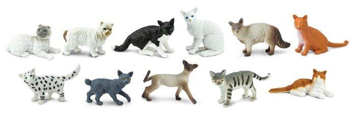Фигурки Safari Ltd Домашние кошки 699204