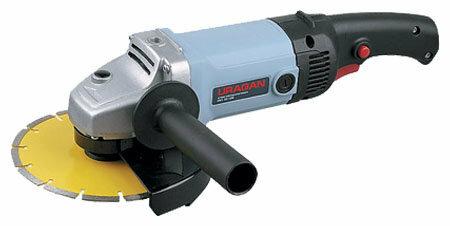 УШМ URAGAN HWS-150-1200-E, 1200 Вт, 150 мм