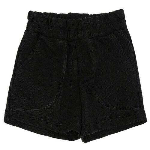 Купить Шорты Клякса 71-580 размер 26, черный, Брюки и шорты