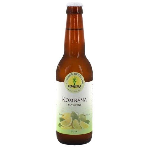 Комбуча Combutea мохито, 0.33 лЛимонады и газированные напитки<br>