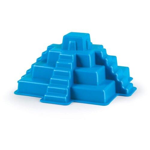 Формочка Hape Пирамида Майя E4074 голубой