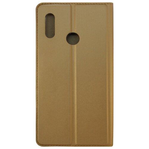 Чехол Akami Book Case для Honor 10 Lite/Huawei P Smart (2019) золотой