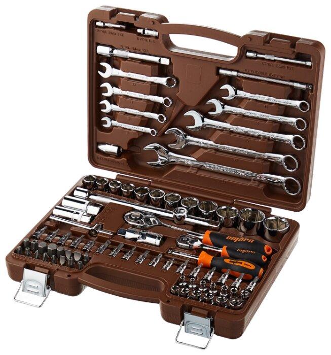 Набор автомобильных инструментов ombra OMT82S