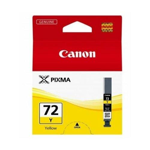 Фото - Картридж Canon PGI-72Y (6406B001) чернильница pgi 72y 6406b001