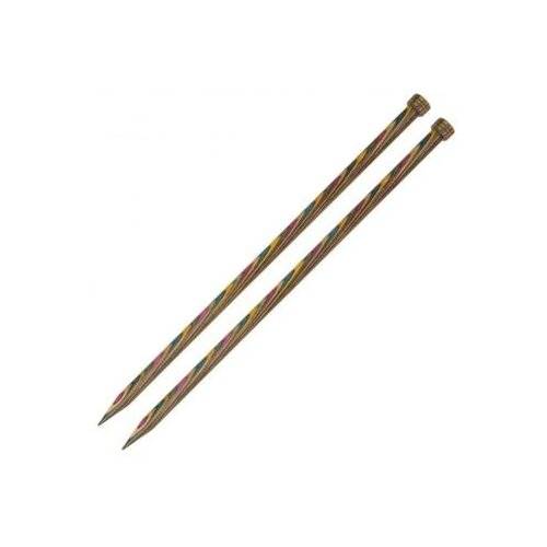 Купить Спицы Knit Pro Symfonie 20227, диаметр 12 мм, длина 35 см, разноцветный