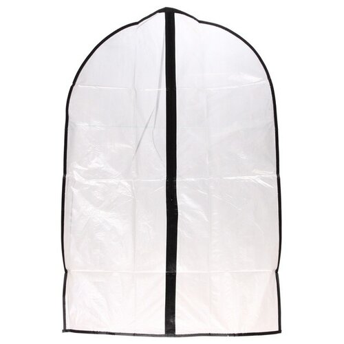 Селфи Чехол для одежды 60х90 см, 839-033 прозрачный