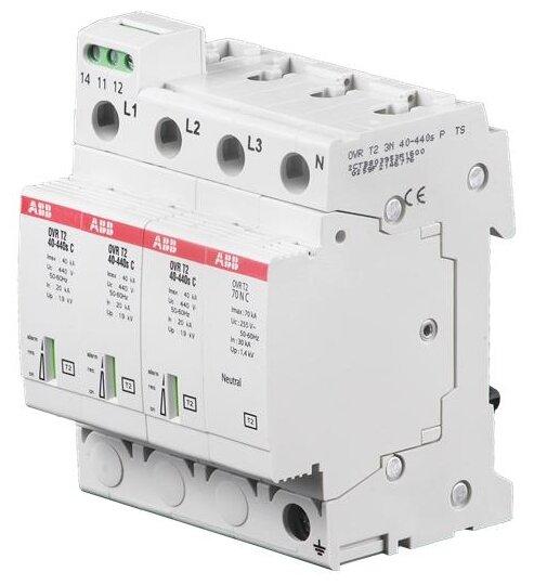 Устройство защиты от перенапряжения для систем энергоснабжения ABB 2CTB803953R1600