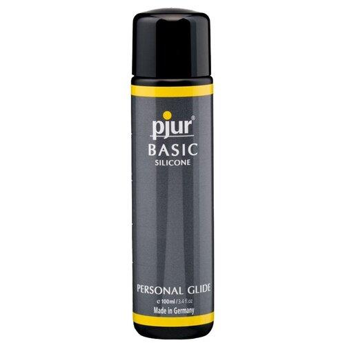 Гель-смазка Pjur BASIC Silicone 100 мл флакон легкий лубрикант pjur® basic waterbased 30 ml