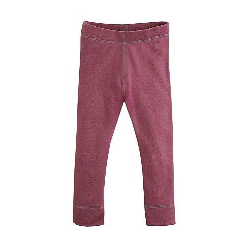 Купить Кальсоны Наша мама Merino wool 54652, размер 80-86, щербет, Термобелье