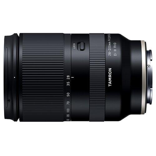 Объектив Tamron 28-200mm f/2.8-5.6 Di III RXD (A071) Sony E черный