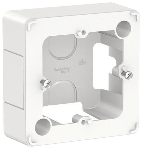 Стоит ли покупать Подрозетник (наружный монтаж) Schneider Electric BLNPK000011 34 х 86 х 86 мм? Отзывы на Яндекс.Маркете