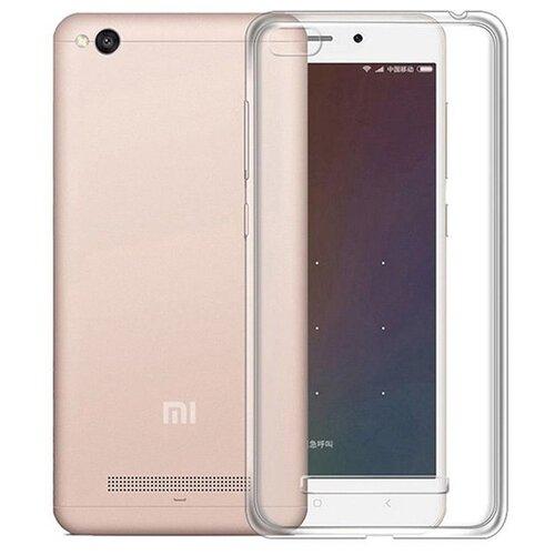 Купить Чехол Gosso 168464 для Xiaomi Redmi 5A прозрачный