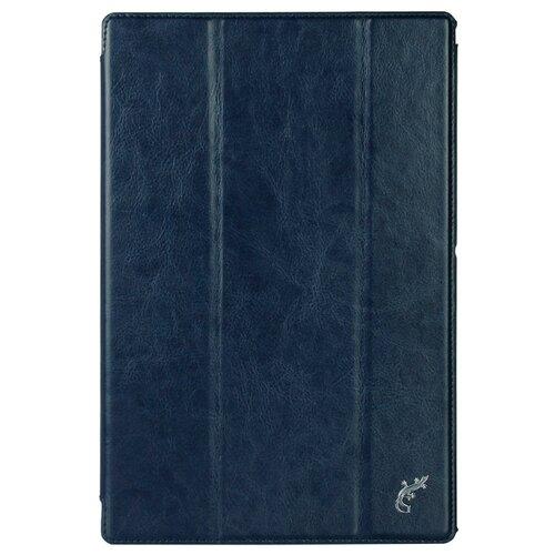 Чехол G-Case Slim Premium для Sony Xperia Tablet Z4 темно-синий аксессуар чехол activ for sony xperia z4 hicase силиконовый gold 48133