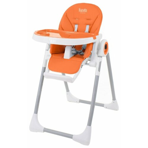 Стульчик для кормления Nuovita Grande arancione стульчик для кормления сенс м серия babys лакированный арт hedgy hedgy