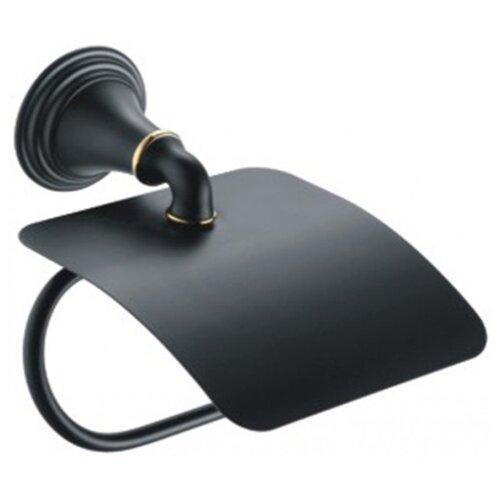 Держатель Fixsen Luksor FX-71610B черный/золотой