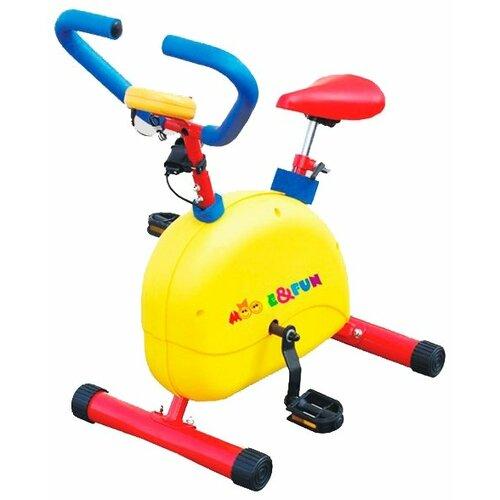 Вертикальный велотренажер Moove&Fun SH-02C