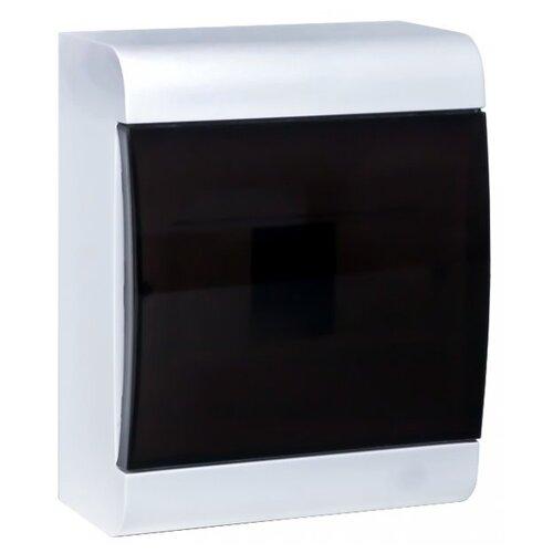 Фото - Щит распределительный EKF ЩРН-П-6 SlimBox IP41 PROxima навесной, пластик, модулей 6 белый ekf sb n 24 щит распред навесной щрн п 24 slimbox ip41 ekf proxima