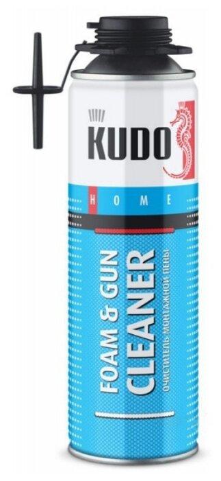Очиститель KUDO FOAM &GUN CLEAR 650 мл