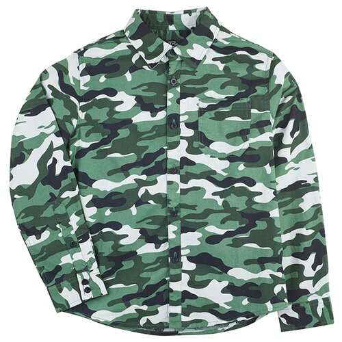 Рубашка Daniele Patrici размер 8-9, хакиРубашки<br>
