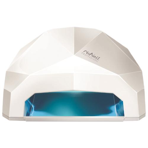 Лампа LED-UV Runail 24 Вт белый runail прибор led uv излучения 24 вт фуксия