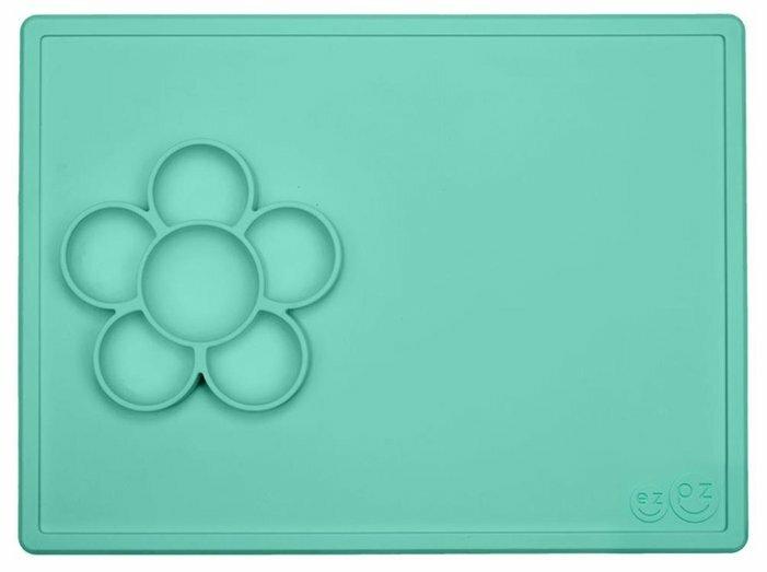 Тарелка EZPZ Flower play mat