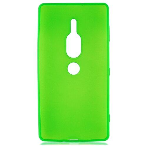Чехол Rosco XZ2P-COLOURFUL для Sony Xperia XZ2 Premium зеленый