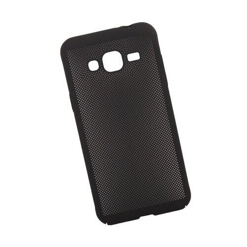 Чехол Liberty Project 0L-00035133 для Samsung Galaxy J3 (2016) черныйЧехлы<br>