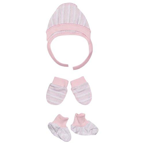 Комплект одежды Клякса размер 68, розовый комплект одежды клякса размер 68 голубой