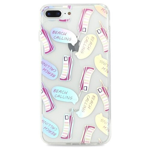 Чехол Pastila Charm для Apple iPhone 6 Plus/iPhone 7 Plus/iPhone 8 Plus телефон чехол pastila charm для apple iphone 6 plus iphone 7 plus iphone 8 plus бэби
