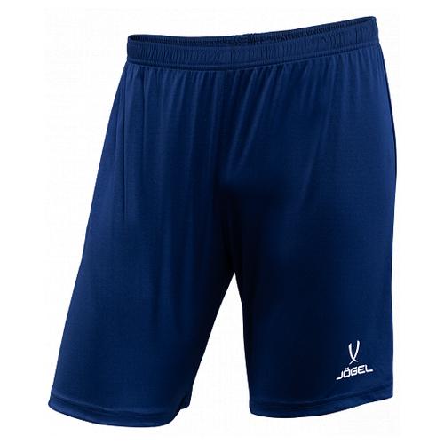 Шорты Jogel размер YL, темно-синий/белый