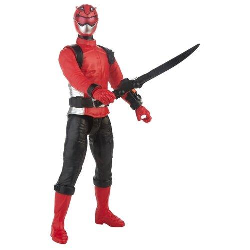 Фигурка Hasbro Power Rangers Красный Рейнджер E5937 фигурка hasbro модные близнецы