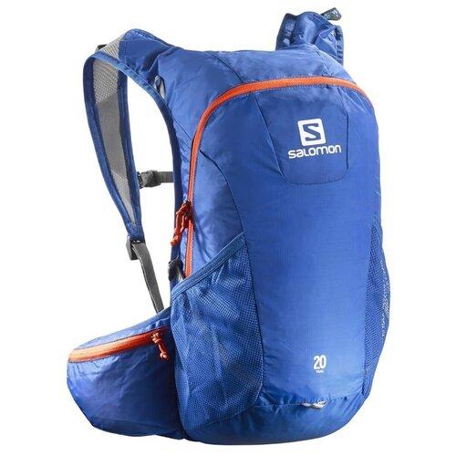 Рюкзак Salomon Trail 20 blue yonder/vividoranРюкзаки<br>
