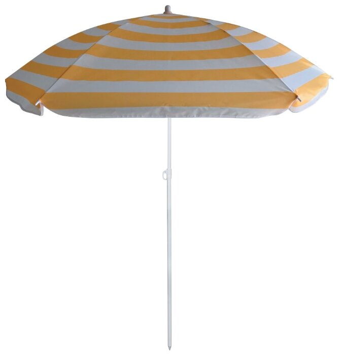 Пляжный зонт ECOS BU-64 купол 145 см, высота 170 см