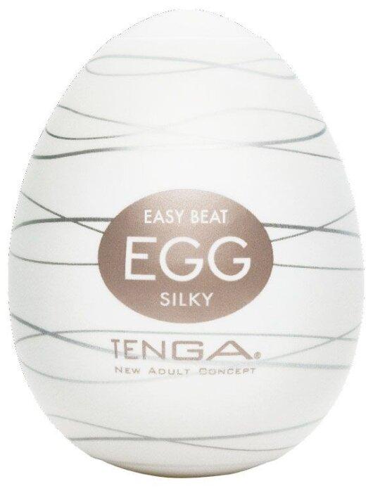 Tenga Мастурбатор-яйцо Silky (EGG-006)
