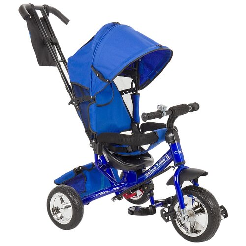 Трехколесный велосипед Capella Action trike II (2019) ultramarine