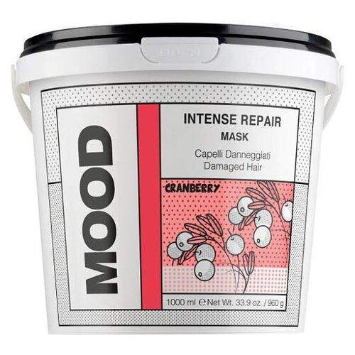 MOOD Маска для сухих повреждённых волос Intense Repair, 1000 мл good mood повседневные брюки