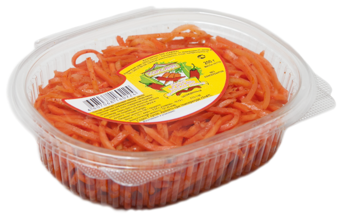 Кореяна Салат морковь по-корейски, 200 г