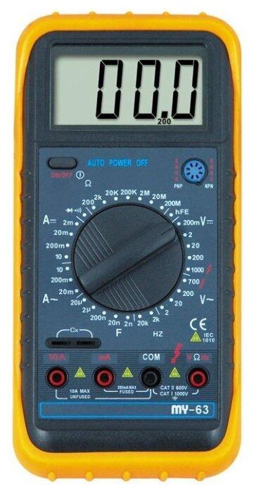 Мультиметр IEK Professional MY63