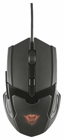Мышь Trust GXT 101 Gaming Mouse Black USB