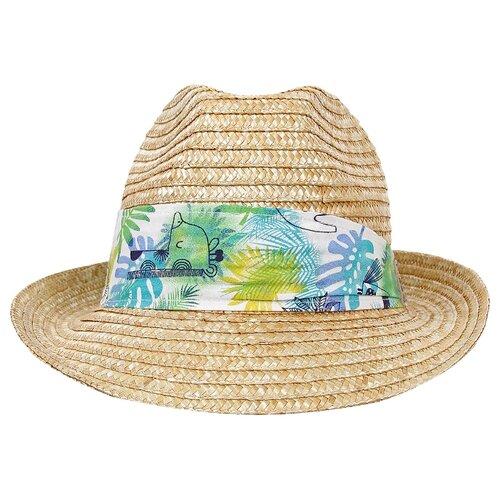 Купить Шляпа IL Trenino размер 54, бежевый, Головные уборы