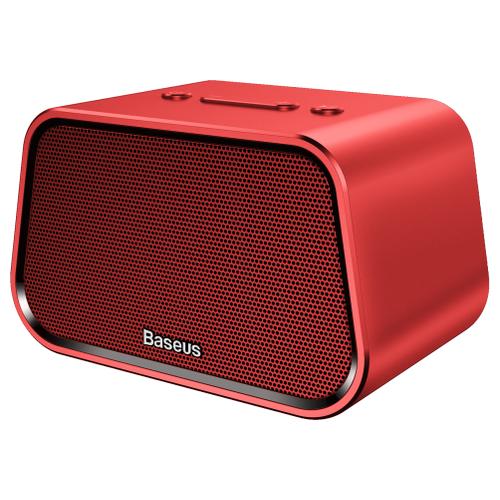 Портативная акустика Baseus Encok E02 red